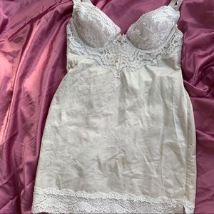 Victoria secret top with padded bra